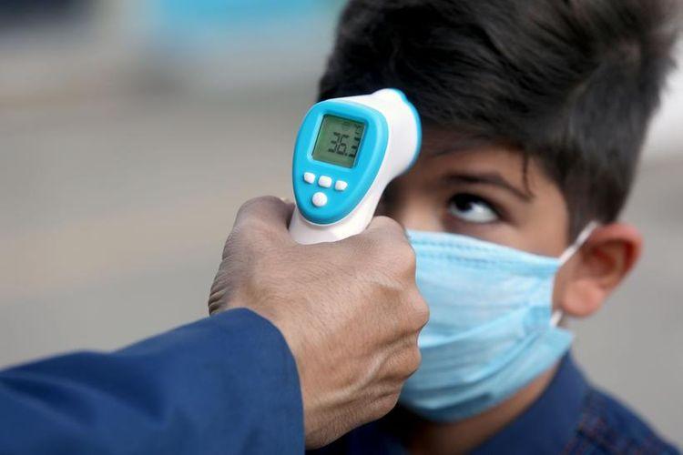 Iran registers record daily high in coronavirus cases