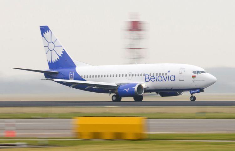 Belarusian Airline Belavia resumes flights to Russia