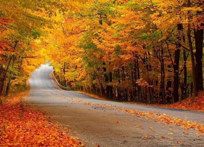 Autumn comes to Azerbaijan