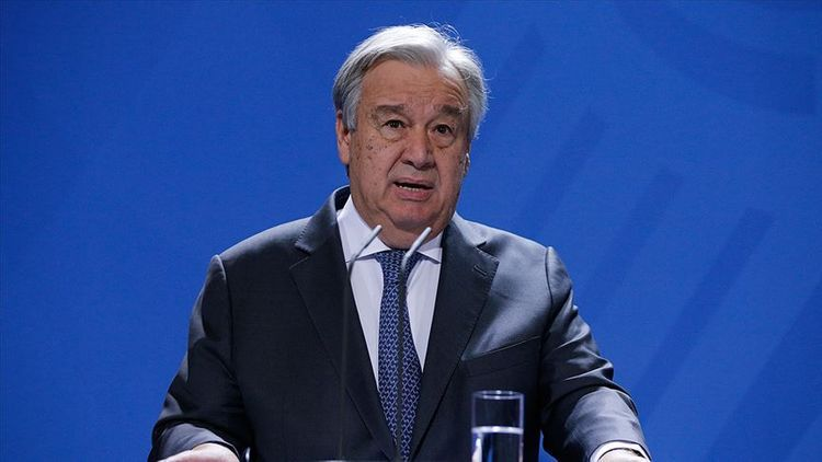 UN general Secretary made appeal for global ceasefire until end of year
