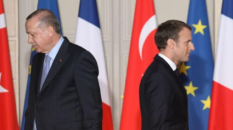 Turkish and French Presidents to hold phone conversation