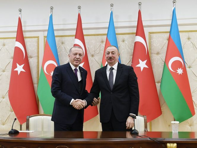 Turkish President makes phone call to Azerbaijani President