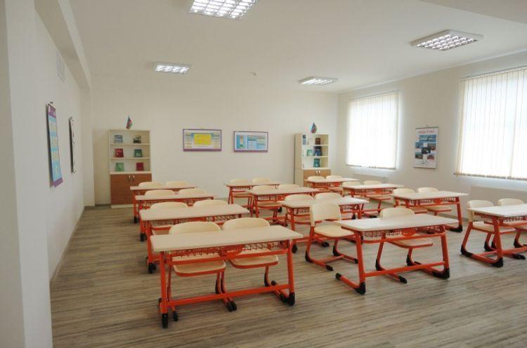 В Азербайджане школу перевели на дистанционное обучение из-за коронавируса