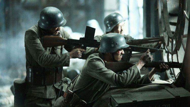 Китайский фильм «Восемь сотен» стал лидером мирового проката в 2020 году