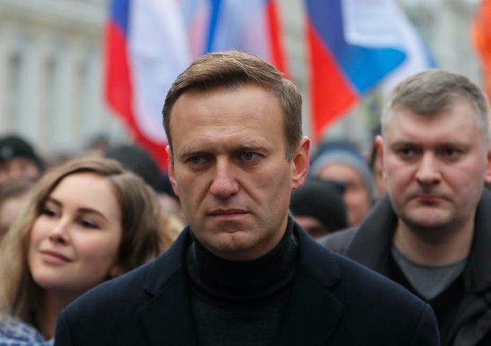 Alexei Navalny discharged from Charite Hospital