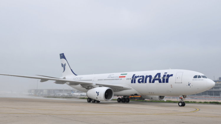 Iran Air to resume flights to Germany as of October 3