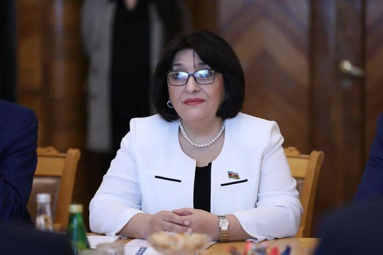 Сахиба Гафарова: Азербайджан привержен мирному урегулированию конфликта