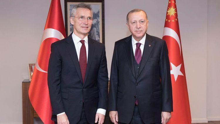 Эрдоган проведет переговоры с главой Еврокомиссии и генсеком НАТО