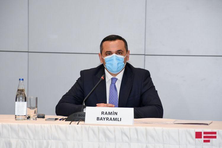"Ramin Bayramli: ""Vaccination will be voluntary"""