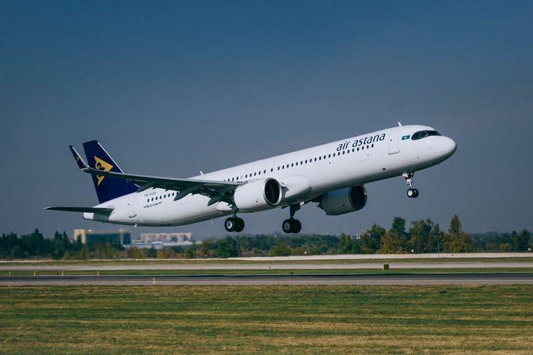 Nur-Sultan-Moscow direct flight restored