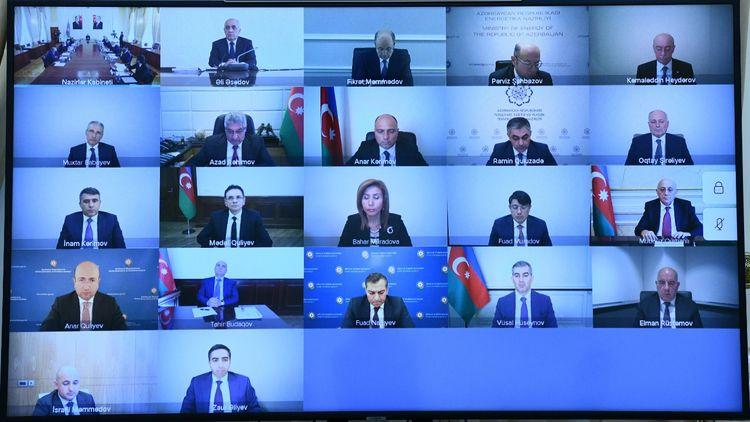 Nazirlər Kabineti büdcə layihəsinin Prezidentə təqdim edilməsi barədə qərar verib
