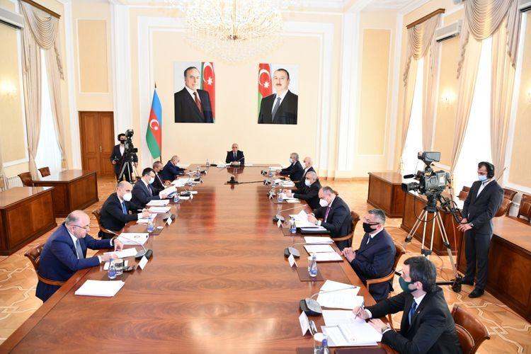 Кабинет Министров принял решение представить проект бюджета президенту