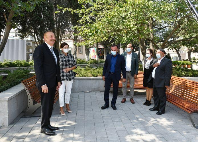 Президент Ильхам Алиев: В Азербайджане нефть служит благосостоянию народа, развитию нашей страны