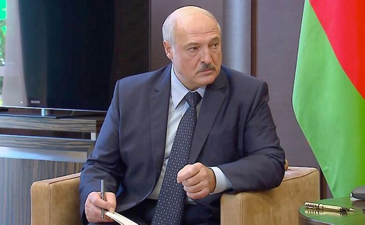 Украина не признала Лукашенко легитимным президентом Беларуси