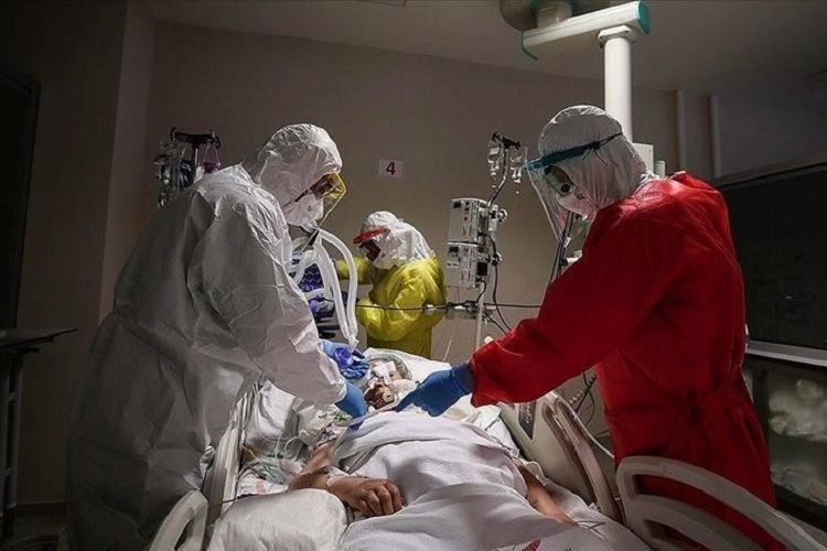 Braziliyada bir gündə 33,2 mindən çox insanda COVID-19 virusu aşkarlanıb