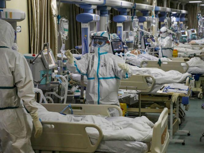 Число случаев COVID-19 в Бразилии превысило 4,6 млн