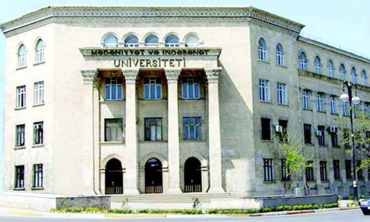 Azərbaycan Dövlət Mədəniyyət və İncəsənət Universitetinin mətbuat katibi dəyişib
