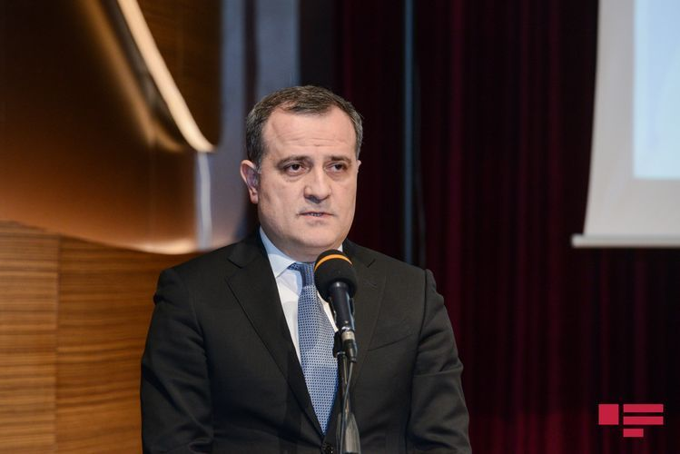 """Azerbaijani FM: """"Two-thirds of the delimitation of border with Georgia completed"""""""