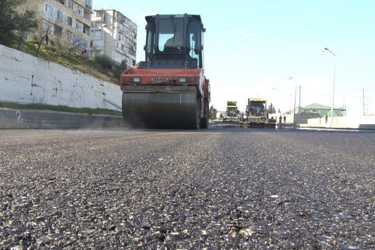 Госагентству автомобильных дорог Азербайджана выделено 12,5 млн манатов