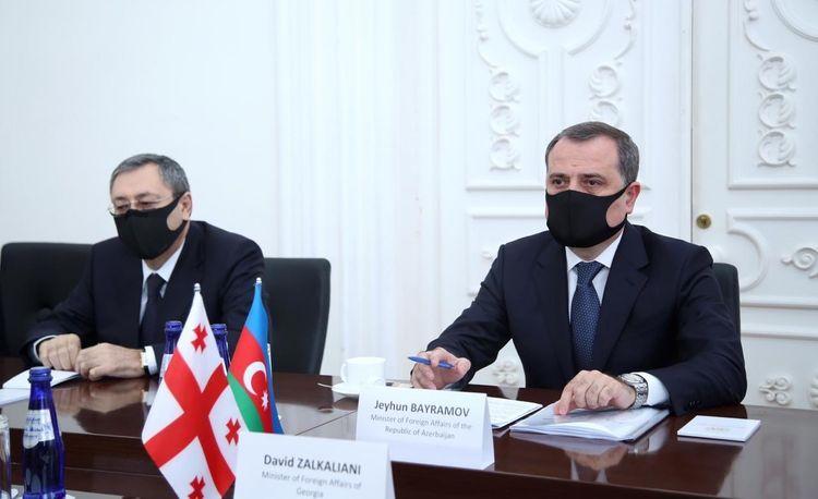Georgian PM expresses gratitude to Azerbaijan for supporting territorial integrity of Georgia - <span class=