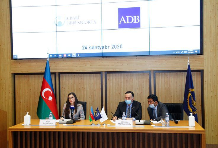 ADB allocated to Azerbaijan technical aid amounting to $ 455 thousand for reduction of negative impact of pandemic