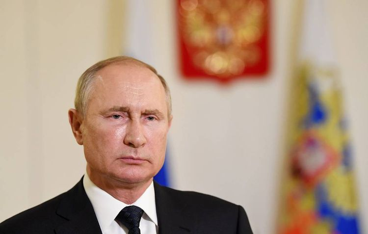 COVID-19 situation in Russia to improve due to introduced measures, says Putin