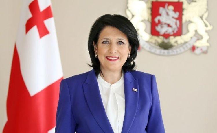 Georgian President receives Azerbaijani FM