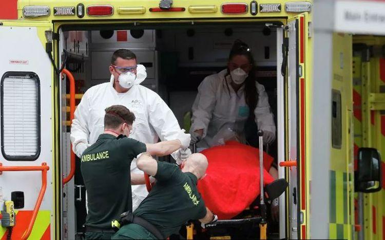 В Британии выявили рекордное число заболевших COVID-19 с начала пандемии