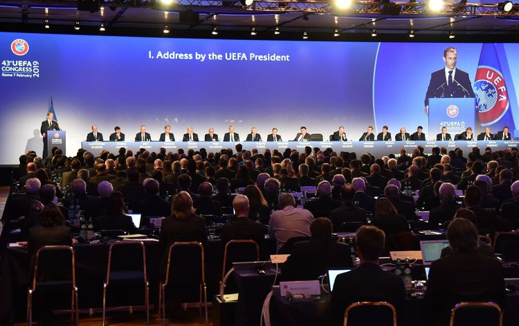UEFA's 2021 Congress relocated to Switzerland from Belarusian capital of Minsk