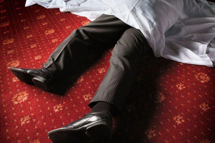 В Баку в квартире обнаружено тело 60-летнего мужчины