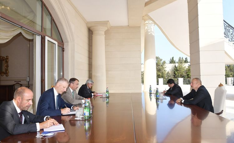 Azerbaijani President: Lack of international pressure on Armenians leads to very dangerous steps and may lead to unpredictable consequences