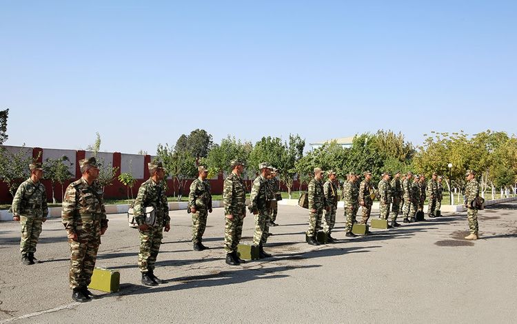 Combined Arms Army hold a competition for the title of