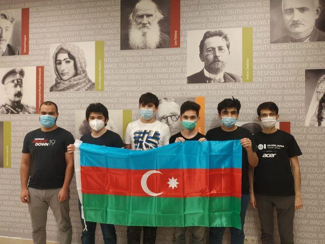 Azərbaycan məktəbliləri beynəlxalq informatika olimpiadasında 3 medal qazanıb