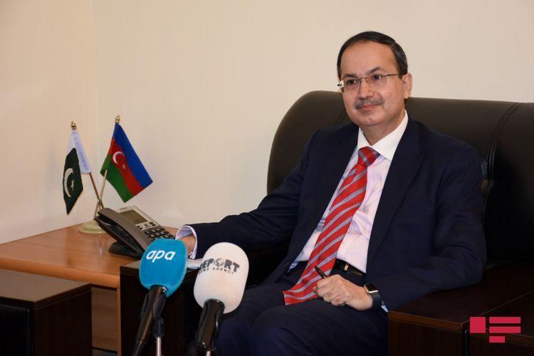 "Ambassador: ""40 thousand Pakistanis travelled to Azerbaijan"""