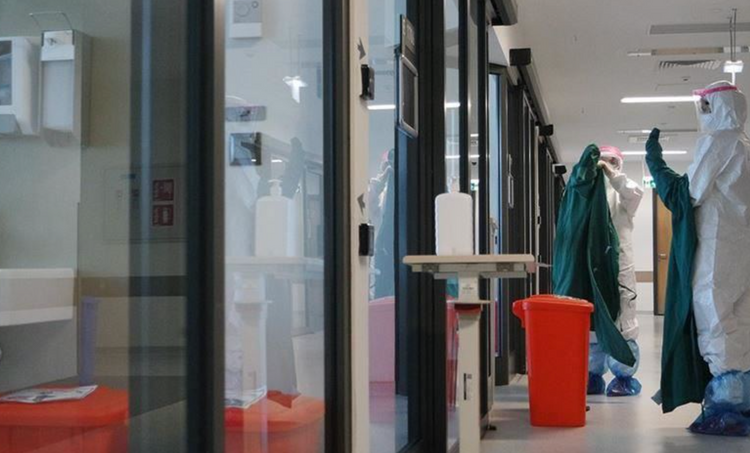 Turkey registers 1,665 new COVID-19 cases