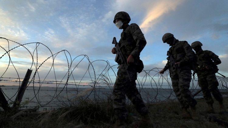 South Korea asks North Korea to probe shooting of a South Korean official