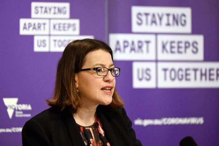 Health Minister in Australia