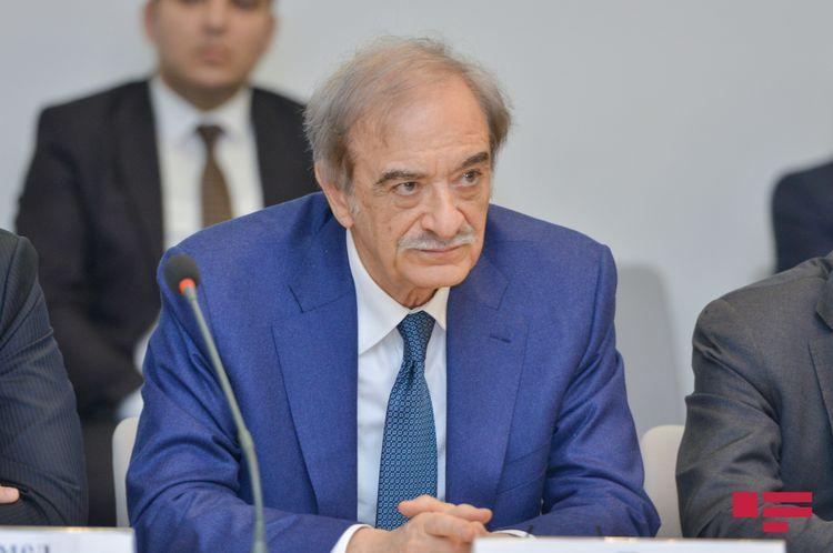 Polad Bulbuloglu discussed with governor Azerbaijan's participation in IX Saint-Petersburg International Culture Forum