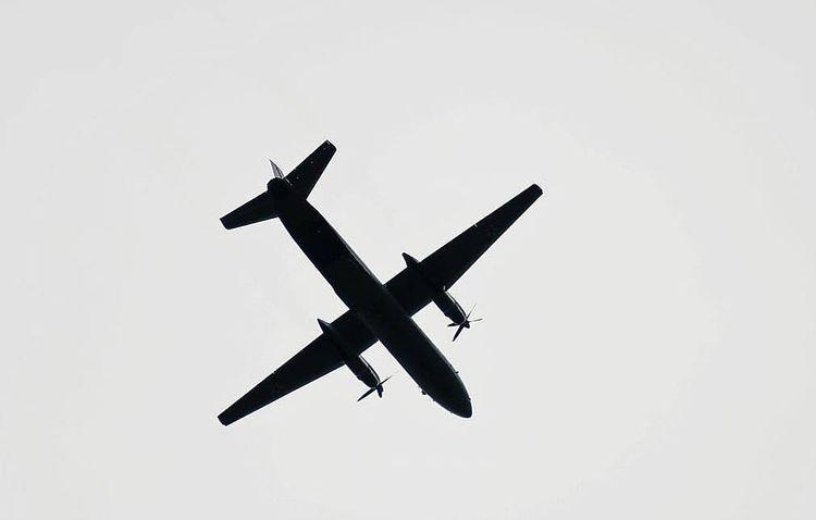 Flight data recorder found after An-26 plane's crash in Ukraine