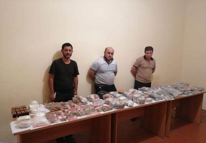 İrandan Azərbaycana 84 kq narkotik vasitənin keçirilməsinin qarşısı alınıb - <span class=