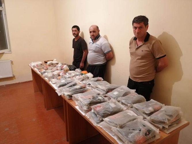 İrandan Azərbaycana 84 kq narkotik vasitənin keçirilməsinin qarşısı alınıb - <span class='red_color'>FOTO</span>