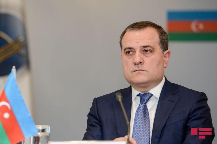 Джейхун Байрамов выразил соболезнования Украине