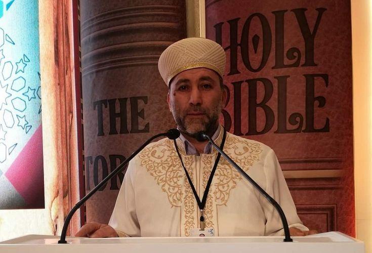 Mufti of Georgian Muslims resigns
