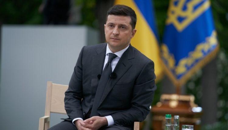 EU-Ukraine summit to be held in Brussels on Oct. 6, says Zelensky