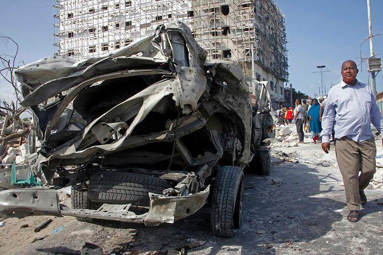 KİV: Suriyanın Türkiyə ilə sərhəddə yerləşən şəhərində partlayış nəticəsində 7 nəfər ölüb