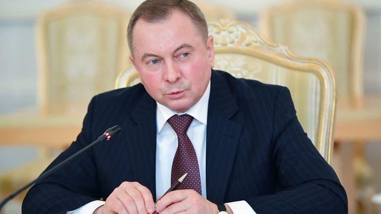 Глава МИД Беларуси заявил о попытках подорвать ее государственный строй