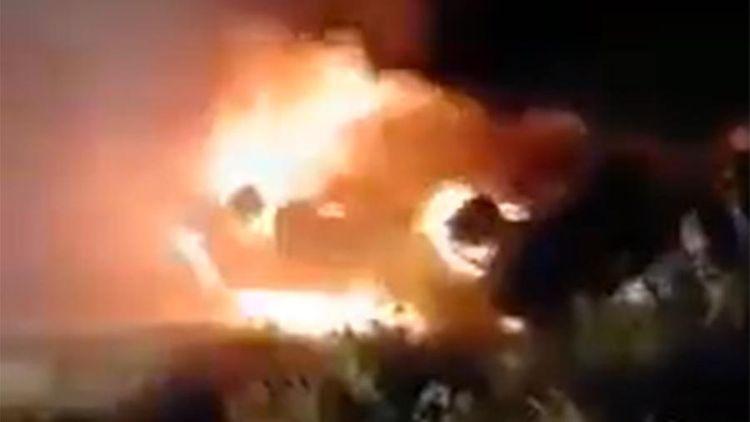 В результате аварии в Пакистане погибли 13 человек