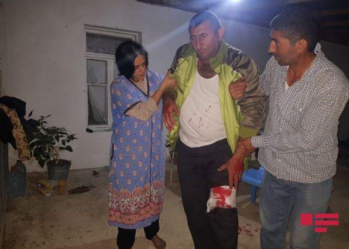 В результате очередной провокации армян среди гражданского населения Азербайджана есть погибшие и раненые  - ФОТО