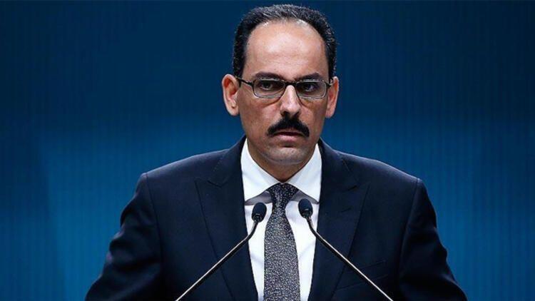 Ибрагим Калын: Турция перед лицом атак Армении находится рядом с Азербайджаном