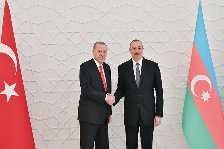 Turkish President makes phone call to Azerbaijani President Ilham Aliyev